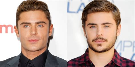 16 celebrities with beards best before and after