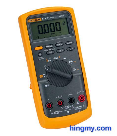 Fluke 87v Digital Multimeter fluke 87v multimeter review