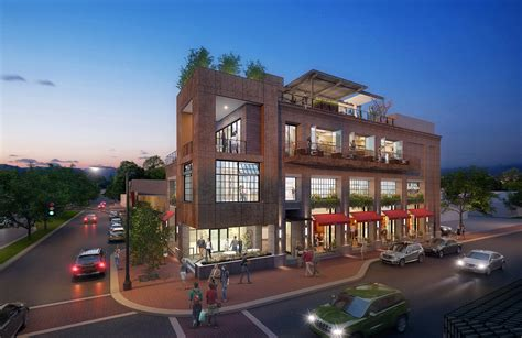 downtown hill ca mixed use project approved in downtown hill