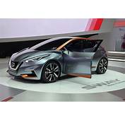 Nissan Sway Concept May Preview Future Note &187 AutoGuide