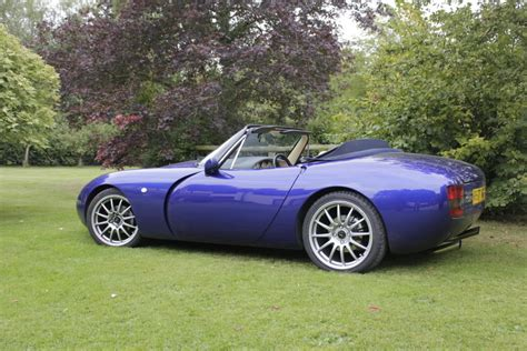 Tvr Plus 2001 Tvr Griffith Photos Informations Articles