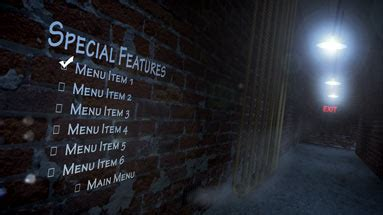 adobe encore templates cs6 adobe encore menu template