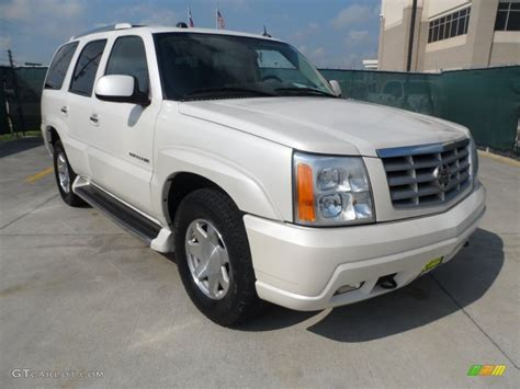 2005 white cadillac escalade 65361707 gtcarlot car color galleries