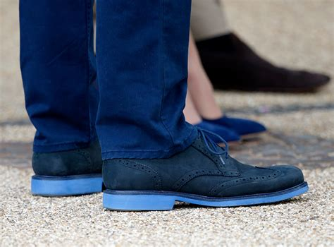 harry shoes prince harry just made a bold fashion statement