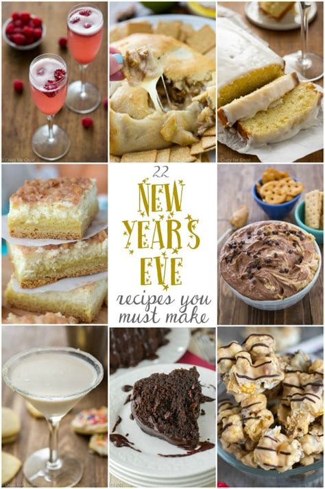 recipes for new year 22 new years must make recipes for crust