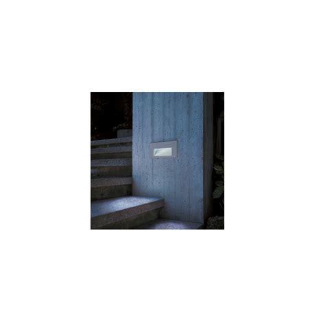 leuchte wand slv led wandeinbauleuchte 230v aussen garten leuchte spot