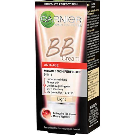 Garnier Bb Miracle Skin garnier skinactive miracle skin bb anti age