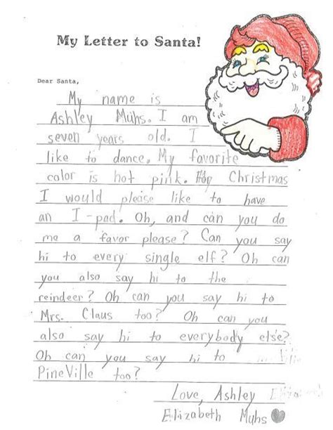 grade letters santa claus latest local news