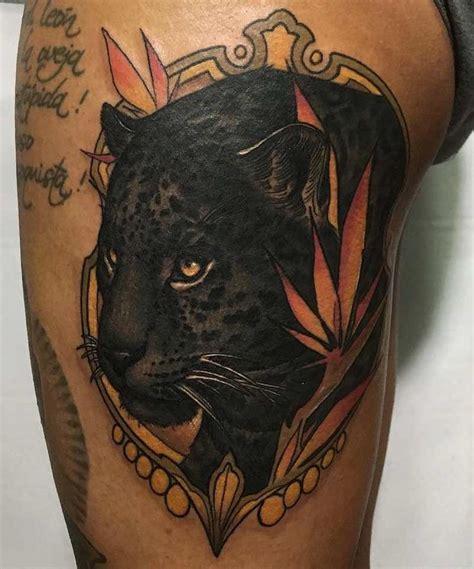 tattoo pictures of jaguars 54 best jaguar tattoos images on pinterest