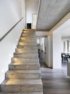 Modernes Wohnzimmer Einrichten 5036 by De Betonnen Trap Tilt Je Naar Een Hoger Niveau Trappen