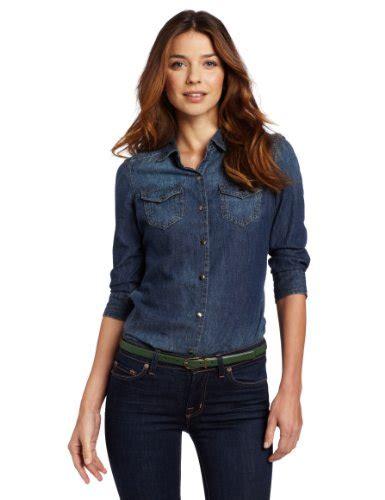 Safira Top Blouse Wanita ода джинсовой рубашке сочиняем образы полезные советы