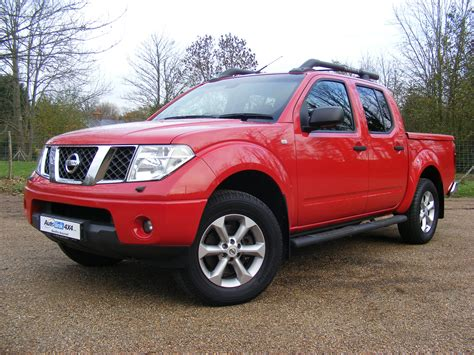 2006 Nissan Navara Photos Informations Articles