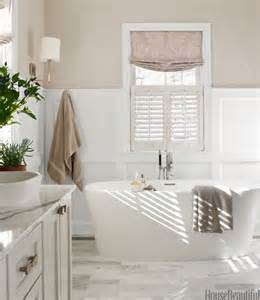 Neutral Bathroom Ideas Gray Bathroom By Erin Paige Pitts Neutral Bathroom Decor