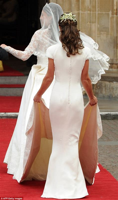pippa middleton dress pippa middleton opens up about her insignificant
