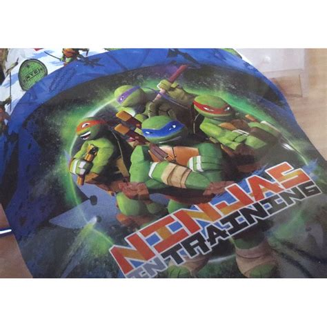 ninja turtle twin comforter teenage mutant ninja turtles twin comforter from sears com