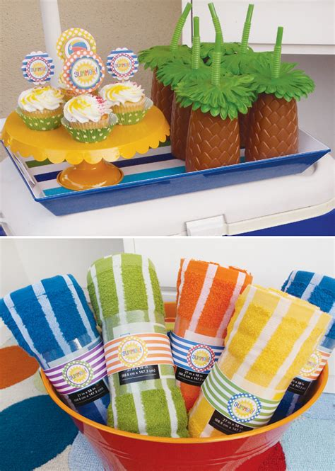 pool party ideas school s out summer pool party ideas hostess with