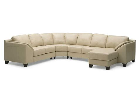palliser sectional sofas palliser cato contemporary upholstered sectional sofa with