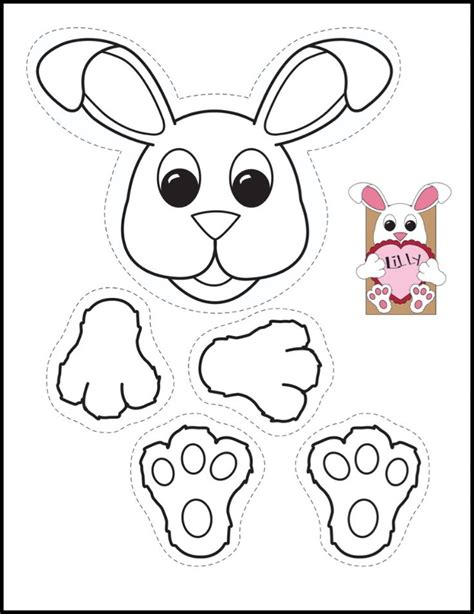 printable valentine animal crafts 1000 images about coloring pages on pinterest nativity
