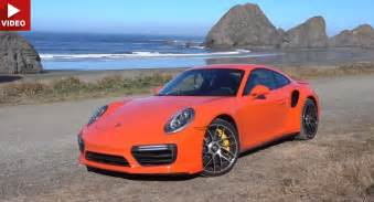 Porsche 911 Turbo S 2017 Porsche 911 Turbo S Is The One Supercar To Do It All