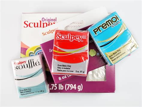 Sculpey Polymer Clay sculpey sculpty fimo polymer clay which is it