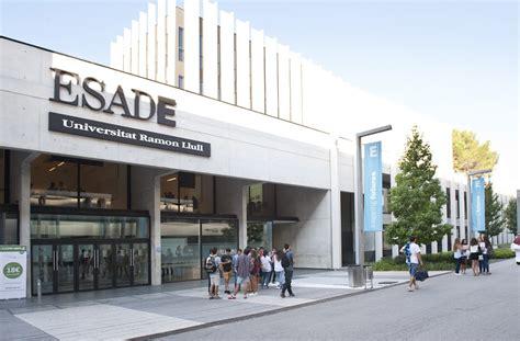 Esade Mba by Bourses D 233 Tudes En Espagne 2018 Pour Les 233 Tudiants