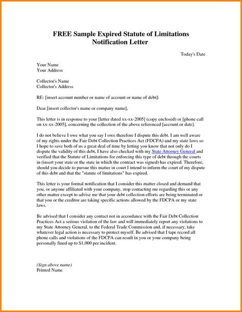 formal legal letter template letter template 2017