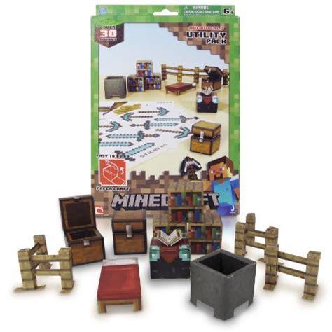 Minecraft Papercraft Toys - minecraft papercraft utility pack by minecraft minecraft