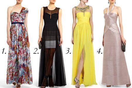 Les robes de bal 2012 mode beaut 233 mode mamanpourlavie com