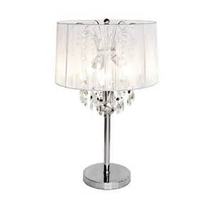 Chandelier Table Lamps Crystal Chandelier Table Lamp By Made With Love Designs
