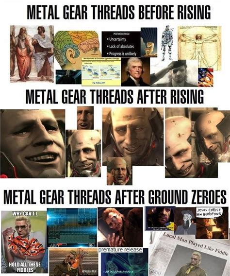 Metal Gear Solid Meme - 1874 best mgs metal gear solid images on pinterest