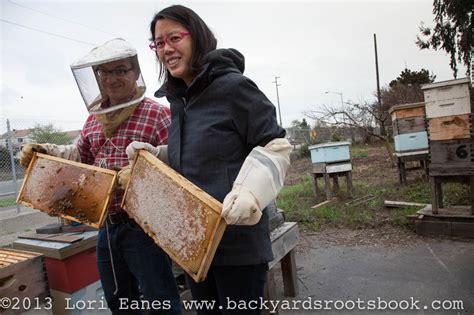 backyard beekeepers association beekeeping backyard roots