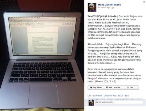 Macbook Air Kecil tips jimat rm1 000 dengan mudah my mohdzulkifli