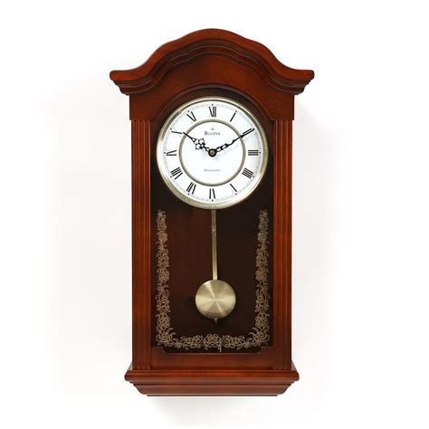 wall clocks with darby home co pendulum wall clock reviews wayfair