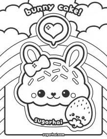 kawaii coloring pages cupcake coloring pages coloring home