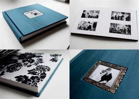 Handcrafted Photo Album - handmade wedding albums maurice photo inc