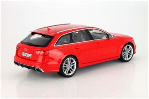 Audi Rs6 Rot by Modellbau Klar De Minichs Audi Rs6 Avant Misano Rot 1