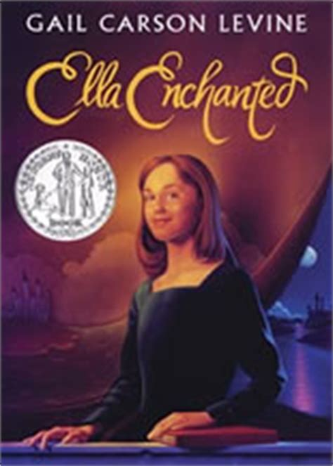 ella enchanted book report catlett joanne language arts
