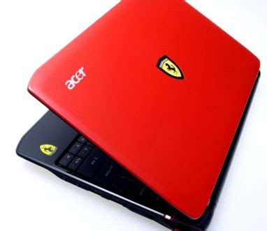 acer ferrari one notebookcheck.net external reviews