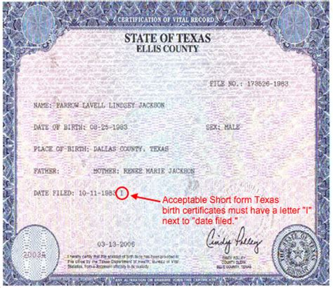 Time Of Birth Records Birth Certificate International Office