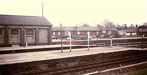 rail  stevenage