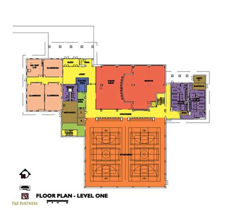 recreation center floor plans texas a m international university