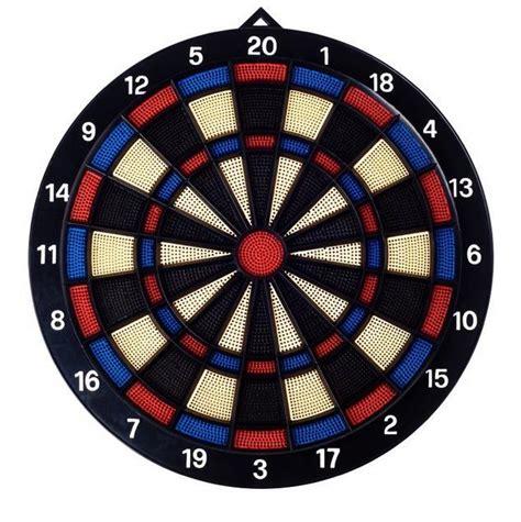 Dart Papan Dart Board 17 Inchi kopen wholesale plastic dartbord uit china plastic