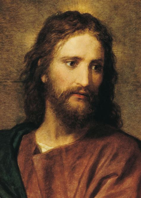 jesus painting illustrations