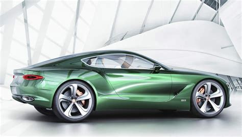 bentley sports car bentley exp 10 speed 6 concept cars diseno art