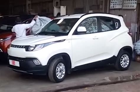 Mahindra KUV 100 fully revealed in a Video, launch on 15th