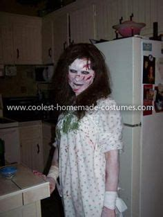 homemade exorcist costume halloween web the dude and maude big lebowski blatantly would ve