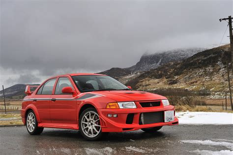 mitsubishi lancer evo 6 mitsubishi lancer evolution vi review history and used
