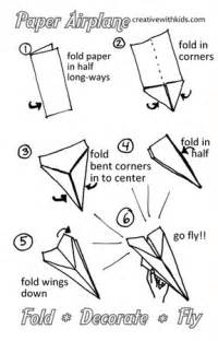 How To Make The Best Paper Airplane - planes on the brain my lucky