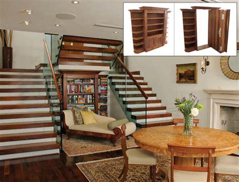 cool secret rooms 35 secret passageways built into houses architecture
