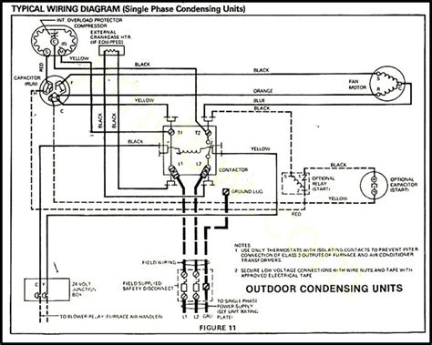 air conditioning unit wiring diagram wiring diagram 2018